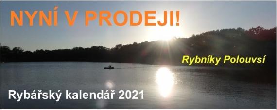 Rybářský kalendář rybníky Polouvsí